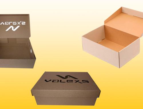 Cajas De Carton Para Zapatos