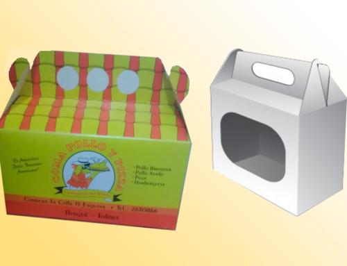 Cajas De Carton Para Alimentos