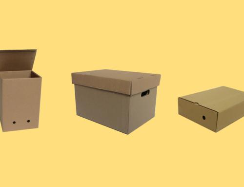 Cajas de Archivo