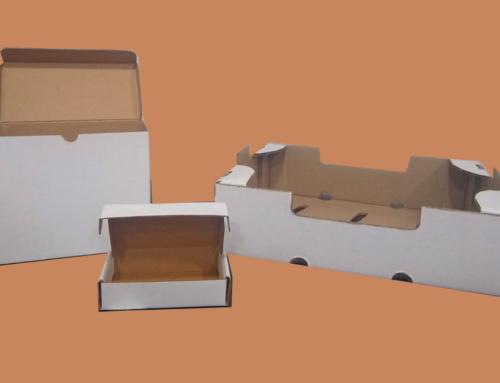 Cajas de Carton Troqueladas