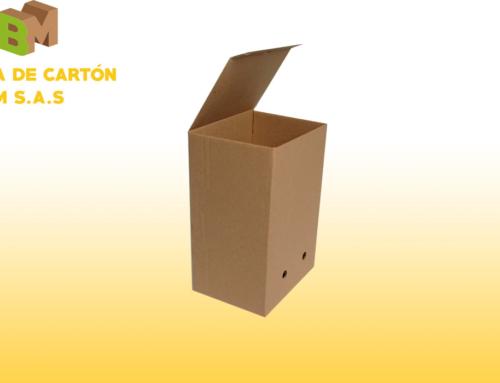 Cajas de Carton Ref X200