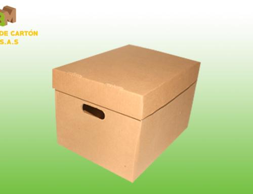 Cajas De Carton Ref X300