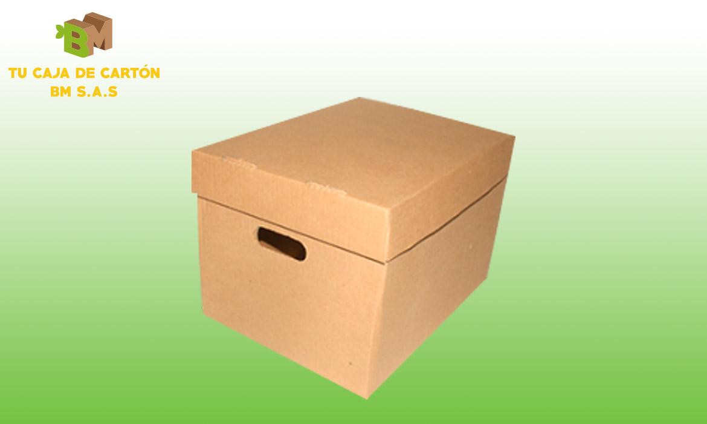 cajas de carton para archivo x300