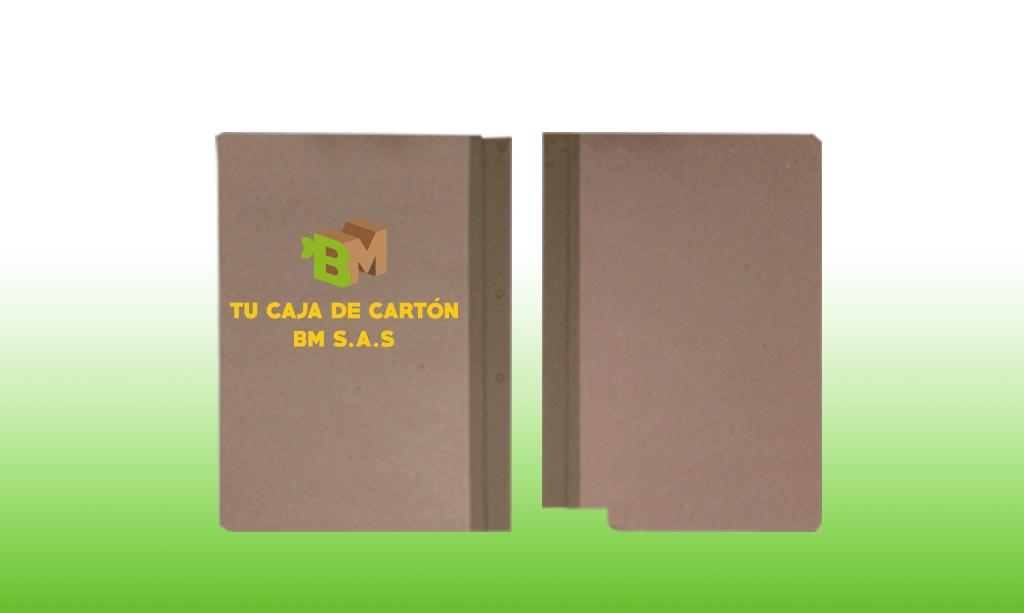 CARPETAS DE CARTON