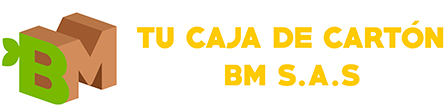 Tu Caja de Carton BM SAS | Fabrica de Cajas de Carton Logo